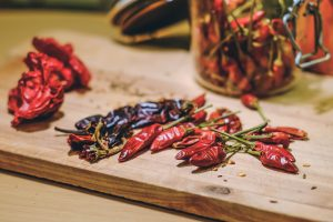 chillies and tne metabolism