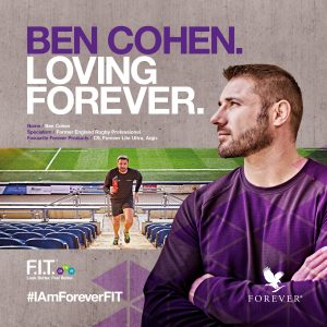 Forever Living C9 UK - one of Ben Cohen's favourites