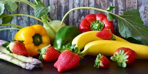 A Balanced Diet for Men Approaching 50 #2 Fruits and Vegetables