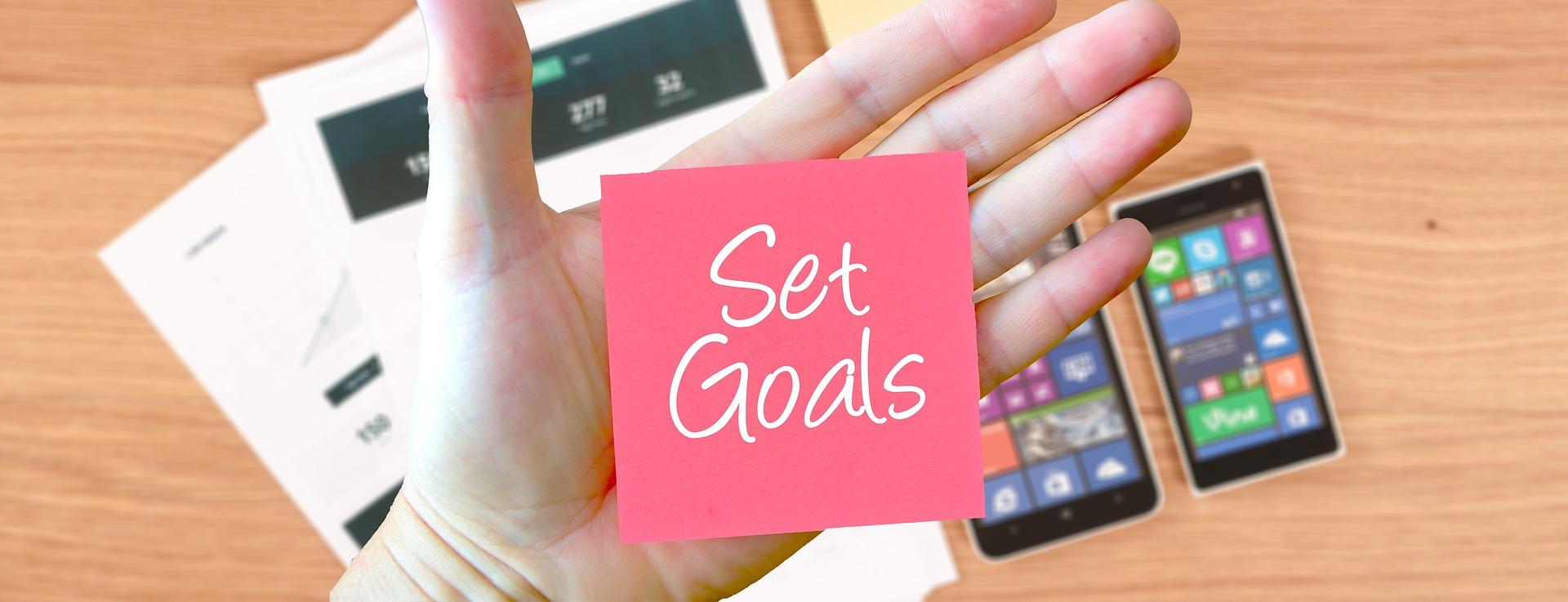 C9 Cleanse goal setting