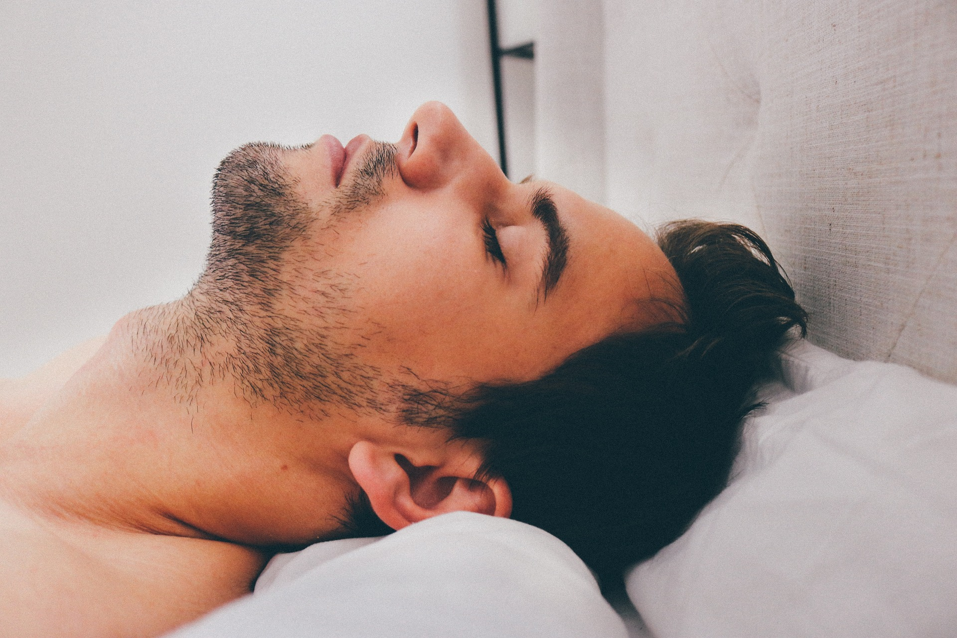 The benefits of quality sleep for men approaching 50
