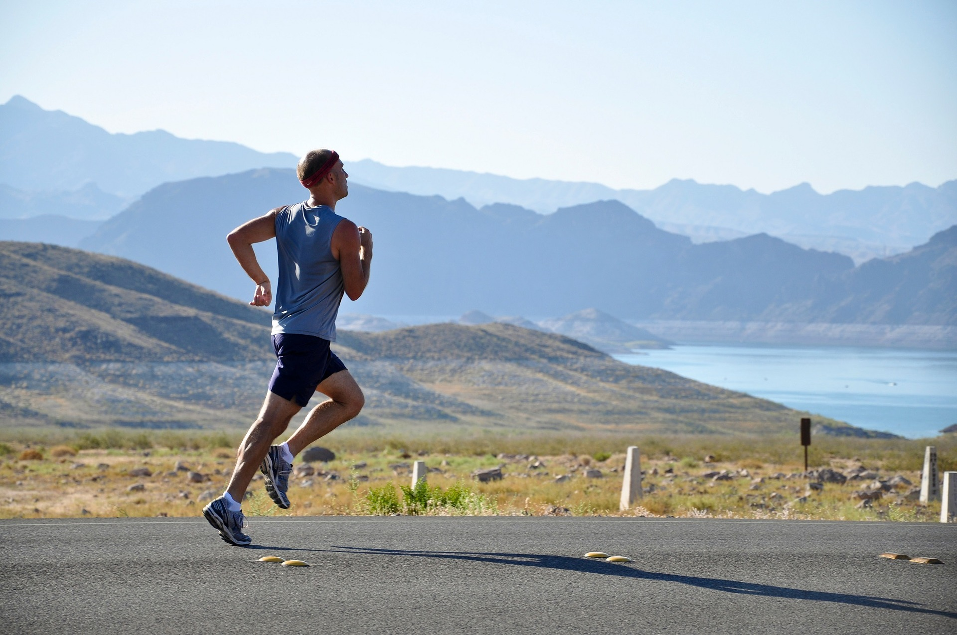 get out of your Running Slump