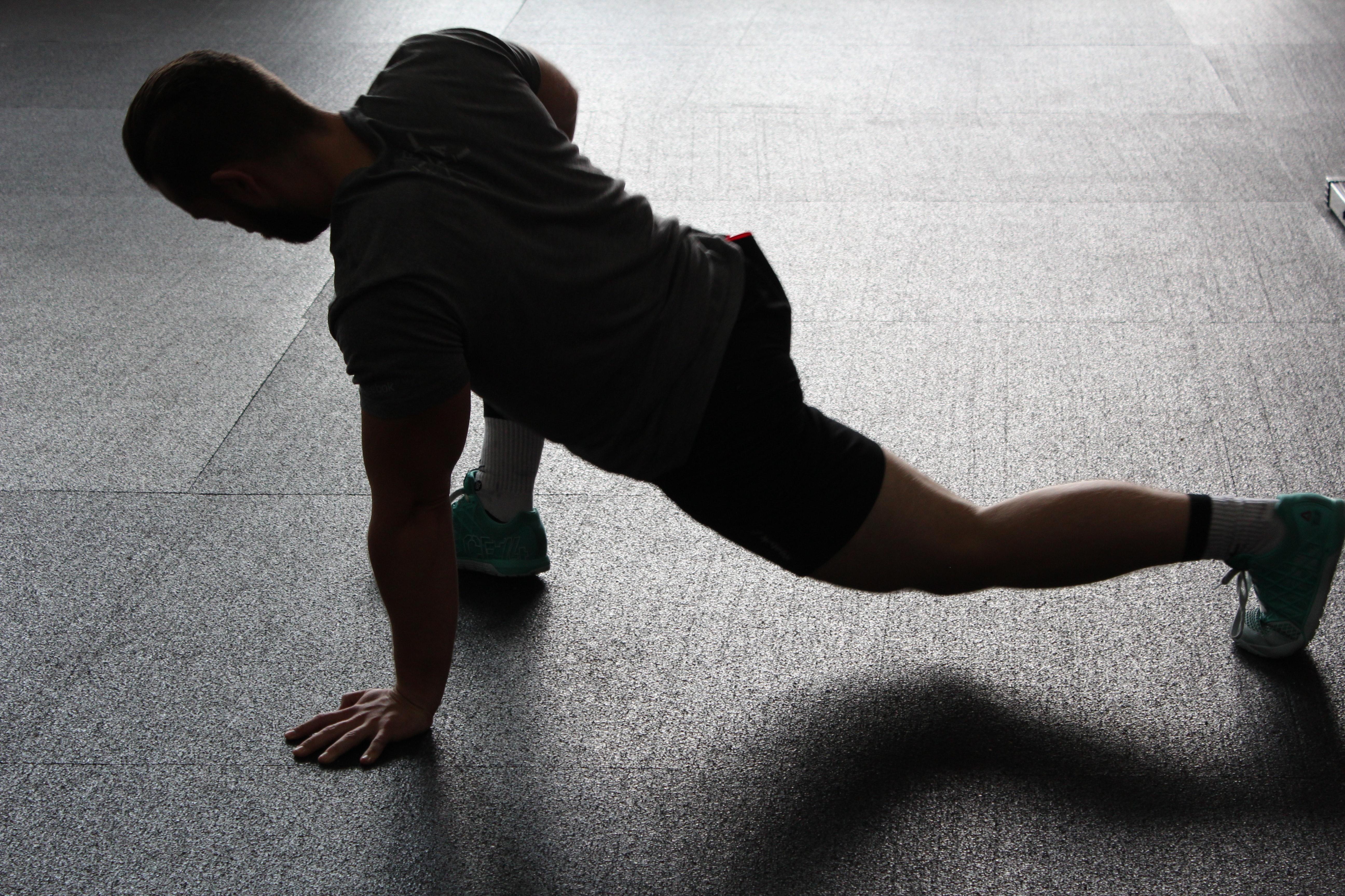 Fitness Plan Men Over 40